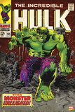 Marvel - Hulk Prints