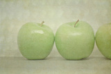 Green Apple Still Life Photographic Print