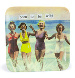 Born To Be Wild Mini Tray Novelty