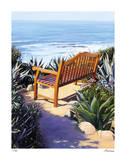 Best Seat in the House Giclee Print by Tom Swimm