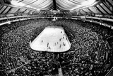 St Louis Blues Ice Hockey Arena Archival Photo Sports Poster Photo
