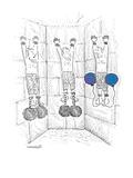 """It's his birthday."" - New Yorker Cartoon Premium Giclee Print by Robert Mankoff"
