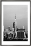 Empire State of Mind Framed Photographic Print by Nigel Barker