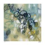 River Stones Giclée-Druck von Liz Barber