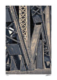 I Street Bridge 2 Limited Edition by Donald Satterlee