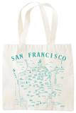 Natural Grocery Tote - San Francisco Tote Bag