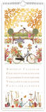 Gardening - Perpetual Birthday Calendar Calendars
