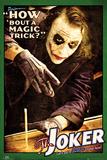 Batman: The Dark Knight - Joker Magic Trick - Posterler