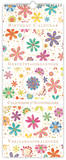 Bontempi - Flowers - Perpetual Birthday Calendar Calendars