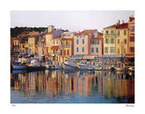 Cassis Giclee Print by Tom Swimm