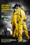Breaking Bad - Unstable, Volatile, Dangerous TV Poster Posters