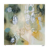 Light Reflections 2 Giclee Print by Liz Barber