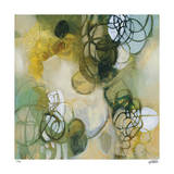 Light Reflections 1 Giclee Print by Liz Barber
