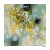 Sunlight Vine Giclee Print by Liz Barber