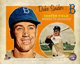Duke Snider 2013 Studio Plus Photo