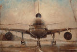 Tonal Plane Prints by Joseph Cates