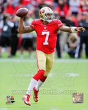 Colin Kaepernick 2013 Action Photo