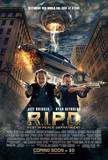 R.I.P.D. (Ryan Reynolds, Jeff Bridges, Mary-Louise Parker) Movie Poster Reprodukcja arcydzieła