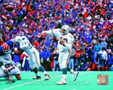 Dan Marino 1995 Action Photo