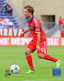 Mike Magee 2013 Action Photo