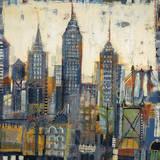City Sketches Prints by Liz Jardine
