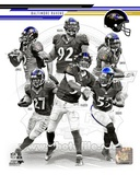 Baltimore Ravens 2013 Team Composite Photo