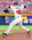 Craig Kimbrel 2013 Action Photo