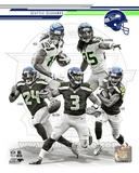 Seattle Seahawks 2013 Team Composite Photo