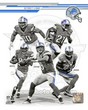 Detroit Lions 2013 Team Composite Photo