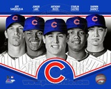 Chicago Cubs 2013 Team Composite Photo