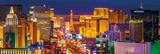 Las Vegas Strip Kunstdrucke