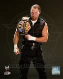 Dean Ambrose with the United States Championship Belt 2013 Posed Photo