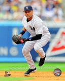 Derek Jeter 2013 Action Photo
