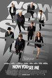 Now You See Me (Jesse Eisenberg, Mark Ruffalo, Woody Harrelson) Movie Poster Posters
