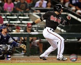 Adam Eaton 2013 Action Photo
