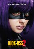 Kick-Ass 2 (Aaron Taylor-Johnson, Chloe Grace Moretz) Movie Poster Posters