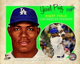Yasiel Puig 2013 Studio Plus Photo