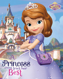 Sofia the First - Castle Prints