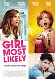 Girl Most Likely Movie Poster Masterprint