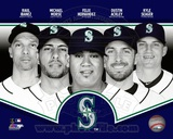 Seattle Mariners 2013 Team Composite Photo