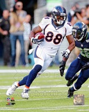 Demaryius Thomas 2013 Action Photo