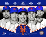 New York Mets 2013 Team Composite Photo