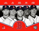 Boston Red Sox 2013 Team Composite Photo