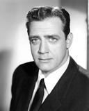 Raymond Burr - Perry Mason Photo
