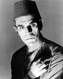Boris Karloff - The Mummy Photo