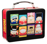 South Park Large Tin Tote Lunch Box Lunch Box