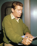 Richard Basehart - Voyage to the Bottom of the Sea Photo