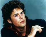 Rob Lowe - St. Elmo's Fire Photo