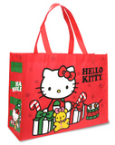 Hello Kitty - Happy Holidays Large Tote Bag Tote Bag