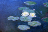 Claude Monet Water-Lilies 7 Posters by Claude Monet